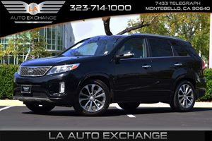 2014 Kia Sorento SX Carfax 1-Owner - No AccidentsDamage Reported Airbag Occupancy Sensor Audio