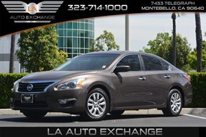 2014 Nissan Altima 25 S Carfax 1-Owner  Brown  We are not responsible for typographical error