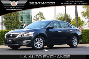 2015 Nissan Altima 25 S Carfax 1-Owner - No AccidentsDamage Reported  Blue   17047 Per Mon