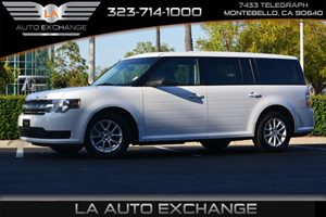 2014 Ford Flex SE Carfax 1-Owner - No AccidentsDamage Reported  Oxford White  25492 Per Mon