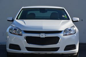 2016 Chevrolet Malibu Limited LT Carfax 1-Owner  Summit White  17697 Per Month -ON APPROVED