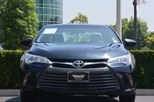 2015 Toyota Camry LE Carfax Report - No AccidentsDamage Reported  Blue 18347 Per Month -ON