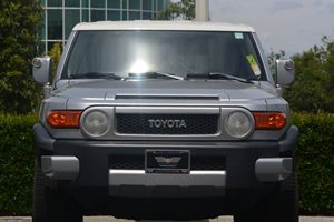 2008 Toyota FJ Cruiser  Carfax Report - No AccidentsDamage Reported  Silver 17697 Per Month