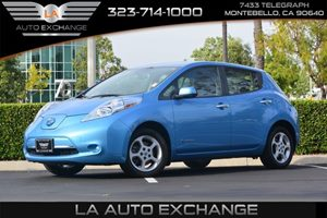 2014 Nissan LEAF SV Carfax 1-Owner - No AccidentsDamage Reported  Blue Ocean  We are not resp