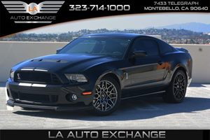2013 Ford Mustang Shelby GT500 Carfax Report - No AccidentsDamage Reported  Black  We are not