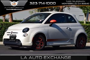 2014 FIAT 500e  Carfax 1-Owner - No AccidentsDamage Reported 959 Axle Ratio Airbag Occupancy S