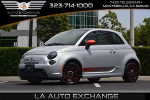 2014 FIAT 500e  Carfax 1-Owner - No AccidentsDamage Reported  Argento Silver  We are not re