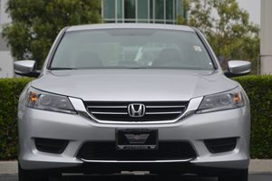 2014 Honda Accord Sedan LX Carfax 1-Owner  Alabaster Silver Metallic  We are not responsible f