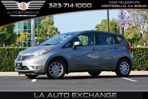 2014 Nissan Versa Note S Plus Carfax 1-Owner  Magnetic Gray Metallic  We are not responsible f