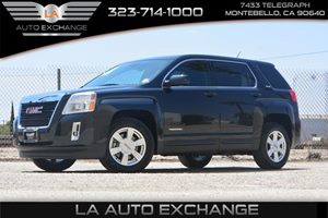2015 GMC Terrain SLE Carfax Report - No AccidentsDamage Reported  Carbon Black Metallic ---