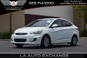 2015 Hyundai Accent GLS Carfax 1-Owner  Century White ---  14209 Per Month -ON APPROVED C