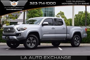 2017 Toyota Tacoma TRD Sport Carfax 1-Owner - No AccidentsDamage Reported Back-Up Camera Conven