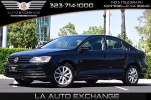 2015 Volkswagen Jetta Sedan 18T SE Carfax 1-Owner - No AccidentsDamage Reported 140 Amp Alterna