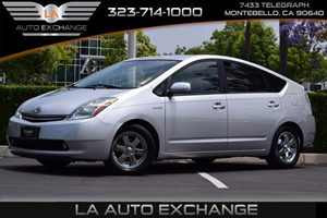 2008 Toyota Prius Base Carfax 1-Owner - No AccidentsDamage Reported Convenience  Adjustable Ste