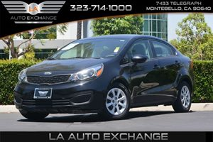2014 Kia Rio LX Carfax Report - No AccidentsDamage Reported  Aurora Black  We are not respons