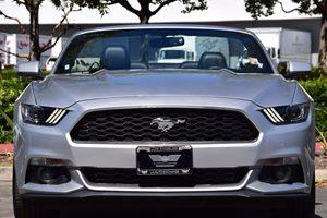 2017 Ford Mustang EcoBoost Premium Carfax 1-Owner 331 Axle Ratio Audio  Premium Sound System