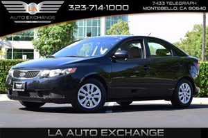 2013 Kia Forte LX Carfax 1-Owner - No AccidentsDamage Reported Convenience  Adjustable Steering