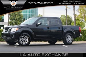 2016 Nissan Frontier SV Carfax 1-Owner  Magnetic Black ---  26142 Per Month -ON APPROVED