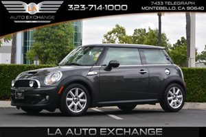 2013 MINI Cooper Hardtop S Carfax Report  Midnight Black Metallic  We are not responsible for