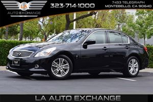 2015 INFINITI Q40  Carfax 1-Owner 130 Amp Alternator 336 Axle Ratio Airbag Occupancy Sensor A