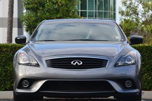 2015 INFINITI Q60 Coupe S Limited Carfax 1-Owner  Gray  We are not responsible for typographic