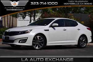 2015 Kia Optima SX Carfax 1-Owner - No AccidentsDamage Reported 150 Amp Alternator 288 Axle Ra