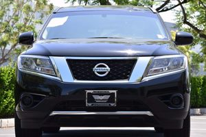 2014 Nissan Pathfinder S Carfax 1-Owner 150 Amp Alternator 5577 Axle Ratio Airbag Occupancy Se