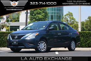 2016 Nissan Versa SV Carfax 1-Owner - No AccidentsDamage Reported  Graphite Blue  We are not