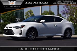 2014 Scion tC  Carfax 1-Owner - No AccidentsDamage Reported Airbag Occupancy Sensor Audio  Pre