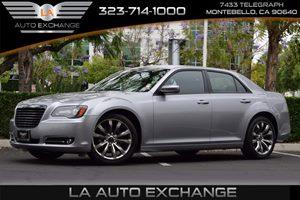 2014 Chrysler 300 300S Carfax 1-Owner 180 Amp Alternator 265 Axle Ratio Airbag Occupancy Senso