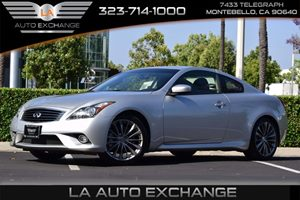 2014 INFINITI Q60 S Carfax 1-Owner - No AccidentsDamage Reported 130 Amp Alternator 336 Axle R
