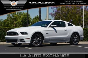 2014 Ford Mustang GT Carfax Report  Oxford White  We are not responsible for typographical err