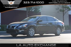 2015 Nissan Altima 25 S Carfax Report  Super Black  17697 Per Month -ON APPROVED CREDIT--