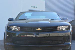 2015 Chevrolet Camaro LS Carfax 1-Owner - No AccidentsDamage Reported Alternator 150 Amps Conv
