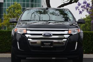 2014 Ford Edge Limited Carfax 1-Owner - No AccidentsDamage Reported  Tuxedo Black Metallic 2