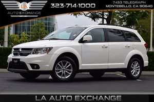 2014 Dodge Journey SXT Carfax 1-Owner - No AccidentsDamage Reported  White  We are not respon