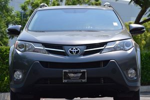 2014 Toyota RAV4 XLE Carfax 1-Owner 3815 Axle Ratio Airbag Occupancy Sensor Convenience  Back
