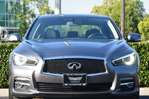 2014 INFINITI Q50  Carfax 1-Owner  Gray 2809 Per Month -ON APPROVED CREDIT--- ---  Se