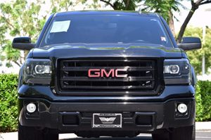 2014 GMC Sierra 1500 SLE Carfax 1-Owner - No AccidentsDamage Reported Convenience  Back-Up Came