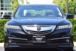 2015 Acura TLX V6 Advance Carfax 1-Owner Audio  Premium Sound System Back-Up Camera Convenienc