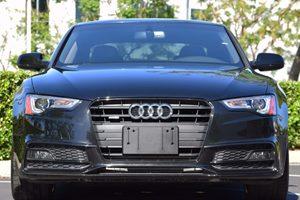 2016 Audi A5 Premium Plus Carfax 1-Owner - No AccidentsDamage Reported 150 Amp Alternator Airba