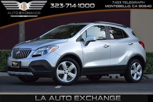 2015 Buick Encore  Carfax 1-Owner  Cocoa Silver Metallic  We are not responsible for typograph