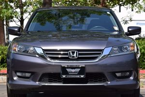 2014 Honda Accord Sedan Sport Carfax 1-Owner Back-Up Camera Convenience  Adjustable Steering Wh