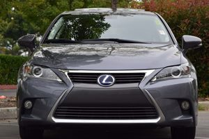 2014 Lexus CT 200h Hybrid Carfax 1-Owner - No AccidentsDamage Reported Audio  Mp3 Player Conve