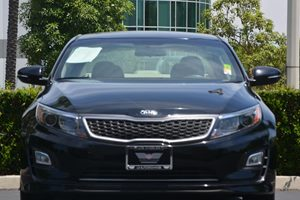 2014 Kia Optima Hybrid LX Carfax 1-Owner - No AccidentsDamage Reported  Aurora Black Pearl  W