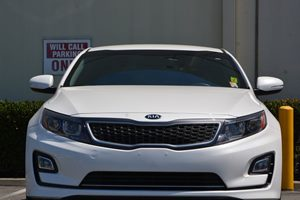 2016 Kia Optima Hybrid  Carfax 1-Owner - No AccidentsDamage Reported  Snow White Pearl  228