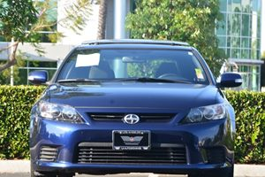2013 Scion tC  Carfax Report - No AccidentsDamage Reported  Nautical Blue Metallic  We are no