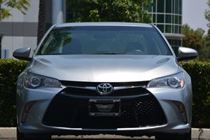 2016 Toyota Camry SE Carfax 1-Owner - No AccidentsDamage Reported  Cosmic Gray Mica ---