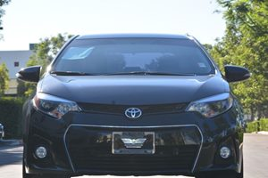2014 Toyota Corolla S Plus Carfax 1-Owner - No AccidentsDamage Reported  Black Sand Mica --