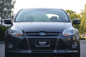 2014 Ford Focus SE Carfax 1-Owner - No AccidentsDamage Reported  Sterling Gray Metallic 135